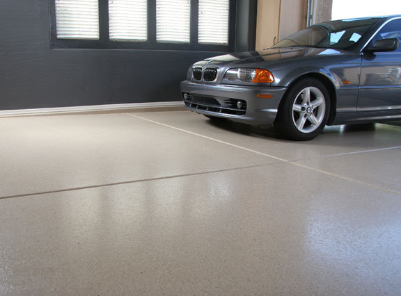Fort Wayne Epoxy Garage Floor Coating