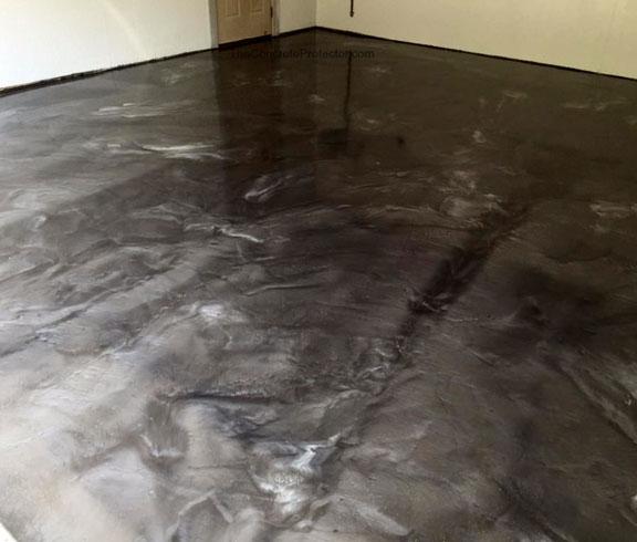 Metallic Epoxy flooring Fort Wayne