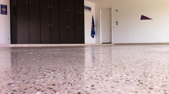 garage floor epoxy Fort wayne