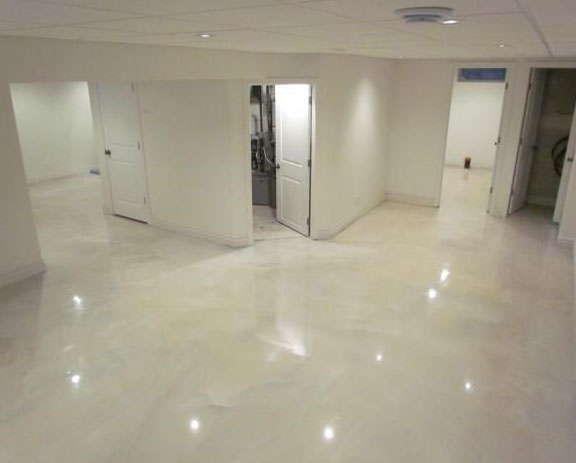 Basement Epoxy Wayne